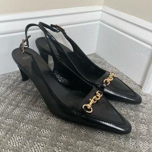 COACH Jaquel Slingback Heels